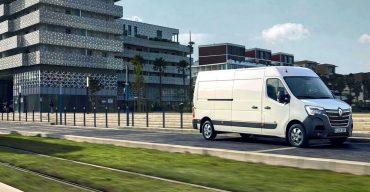 Elektrotransporter Renault MASTER Z.E. jetzt auch als Fahrgestell und mit höherer Nutzlast