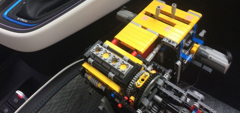E-TECH Lego