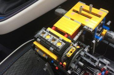 E-TECH-Hybridtechnologie: Vom LEGO<sup>®</sup>-Modell zum Seriengetriebe