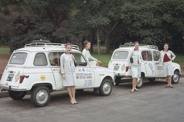 Im Renault R4 von Feuerland bis nach Alaska