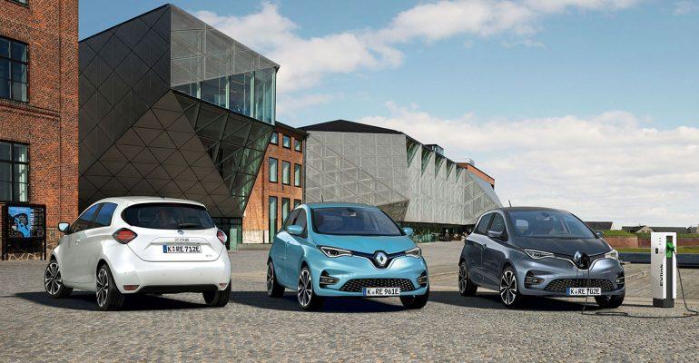 Renault Studie: Sind Europäer bereit für Elektroautos?