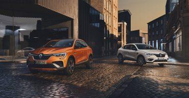 Renault ARKANA: elegantes SUV-Coupé mit Hybridantrieb