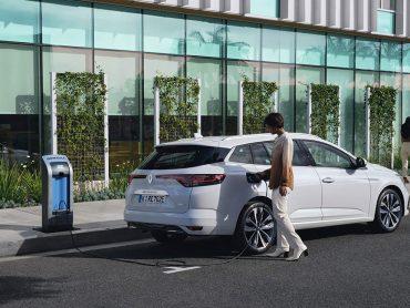 Renault MEGANE Plug-in-Hybrid: modernes Interieur und jede Menge Platz