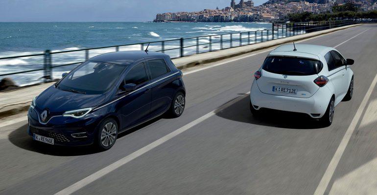 Sondermodell ZOE Riviera: Elegantes Elektroauto mit umfangreicher Ausstattung