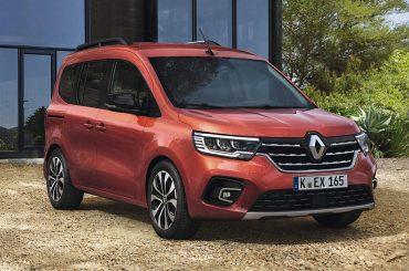 Neuer Renault KANGOO: noch attraktiver, vielseitiger und geräumiger