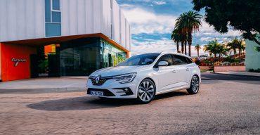 Renault MEGANE Plug-in-Hybrid: Drei Ausstattungsversionen stehen zur Wahl