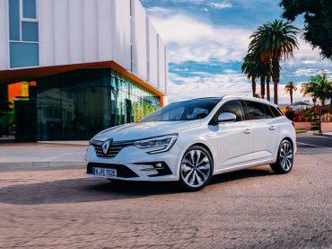 Renault MEGANE Plug-in Hybrid: drei Ausstattungsversionen stehen zur Wahl