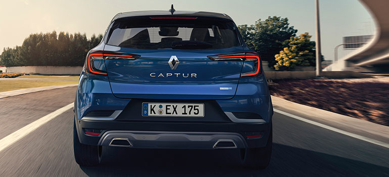 Neuer Renault Captur R.S. Line