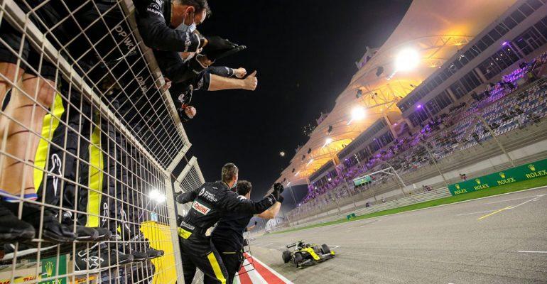 Formel 1: Renault erobert in Sakhir die Plätze zwei und fünf