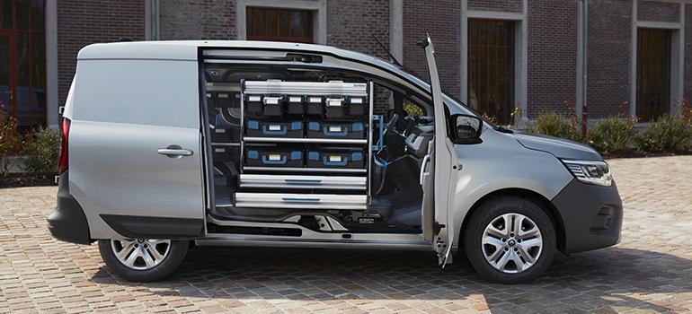 Renault Kangoo Rapid: Diese innovativen Ladelösungen erleichtern den Alltag